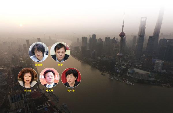 五高官被調虎離山 習溫水煮青蛙 清洗上海幫