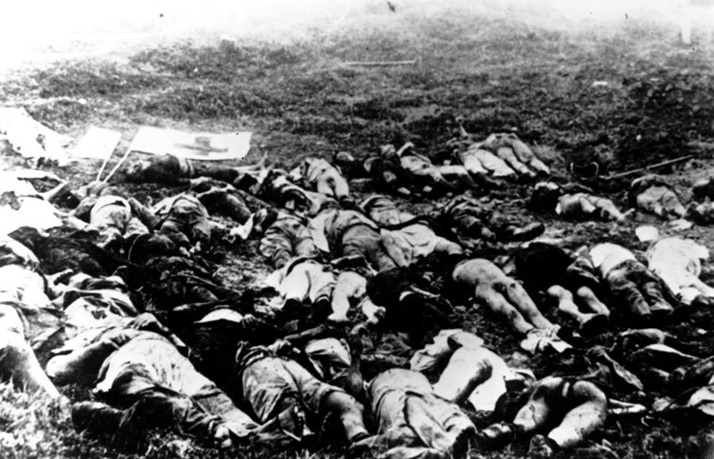 >喊出「打倒毛澤東」 10萬中共軍人被殺