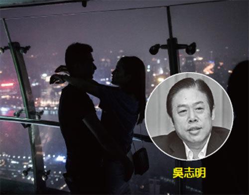 上海白馬會所曝醜聞 牽出江澤民侄吳志明