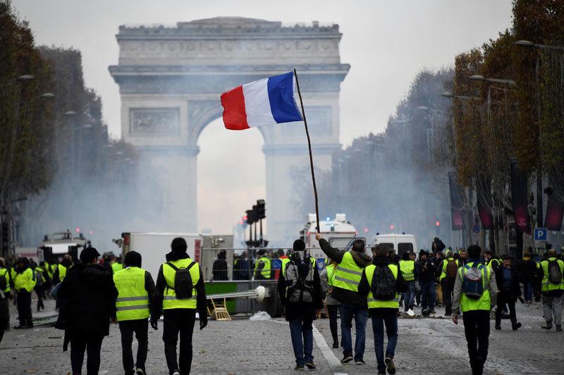 >從法國大革命看黃背心運動
