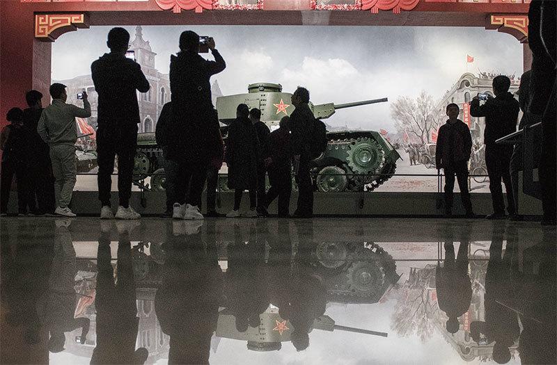 習簽署軍事命令  太子黨盟友連釋軍隊清洗信號