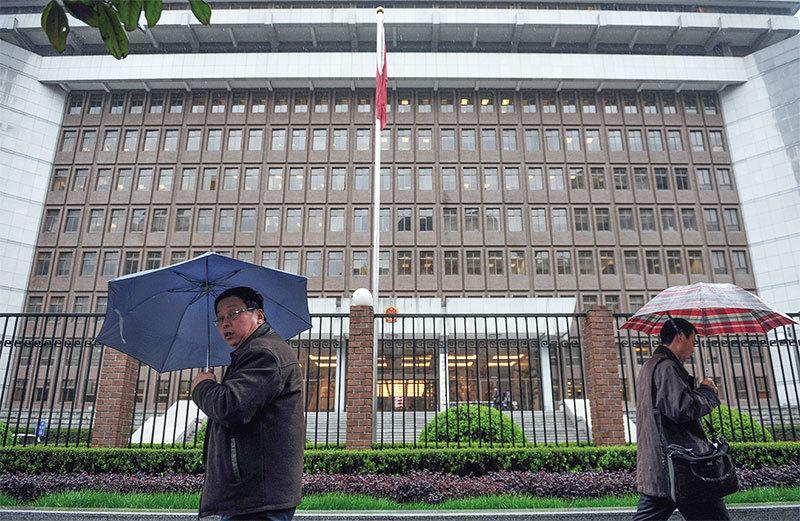 >「2019年飯局」清單流出 上海政法三大醜聞接連引爆