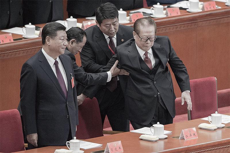 黨媒詭異翻炒「江澤民病死」 紅二代曝江奄奄一息