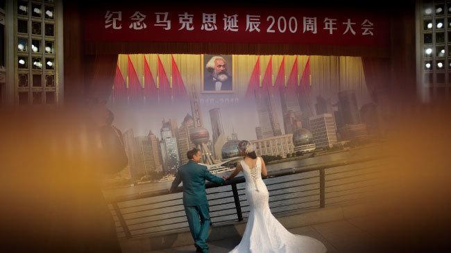 大陸離婚率全球第二 共產邪靈在毀滅家庭