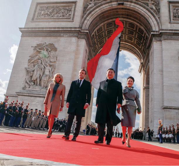 難受的歐洲行 習近平在意大利空歡喜 摩納哥傷腳 法國更難受