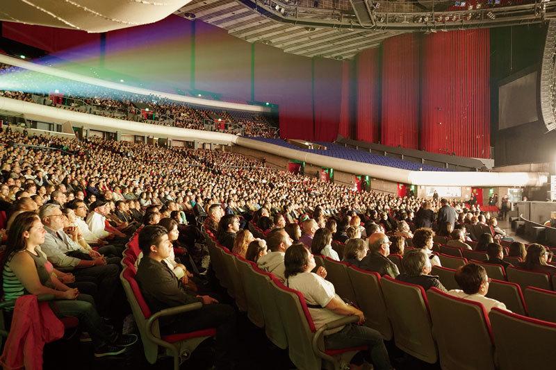 神韻墨西哥城五場爆滿 觀眾體悟「與神相連」