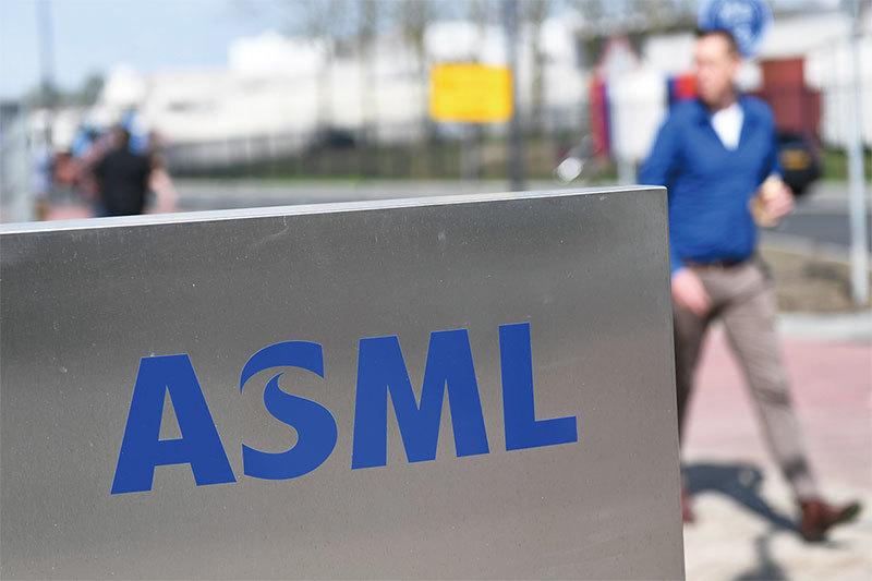 荷蘭最大公司間諜案 中國員工竊取阿斯麥光刻機祕密