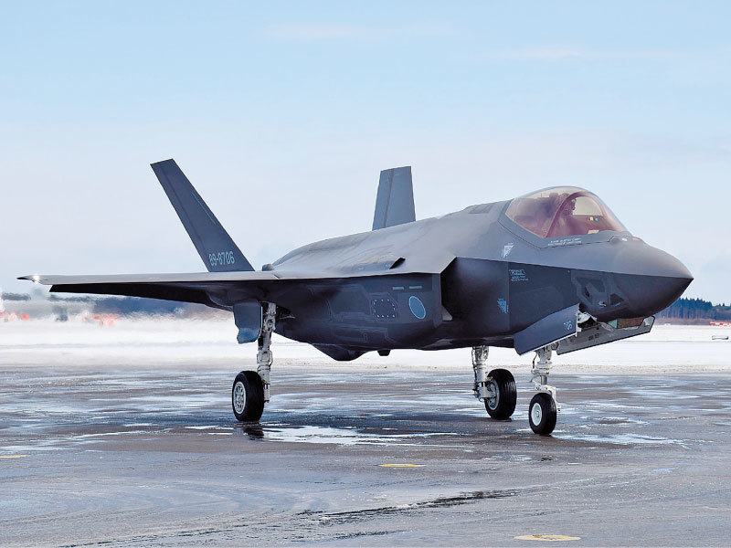 F-35A戰機墜海 引發美日與中俄「海底攻防戰」