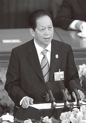 周強政治靠山肖揚病亡 涉貪1500億傳被雙規