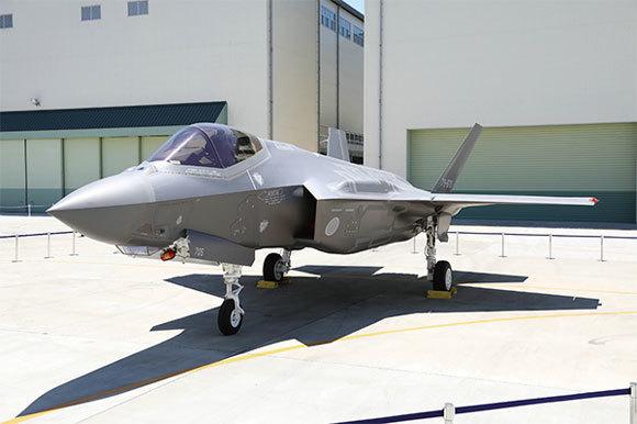 >美軍向日本提供F-35戰機生產機密將部署200架嚴防中共