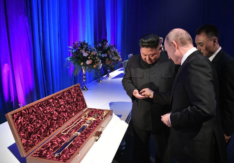 俄朝峰會無疾而終 金正恩遭普京愚弄?