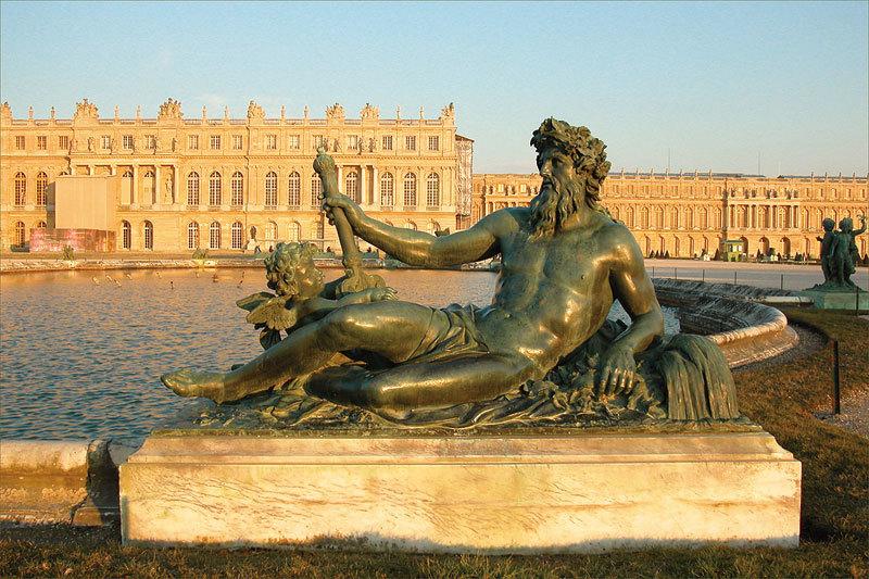 太陽王路易十四與他的藝術團隊
