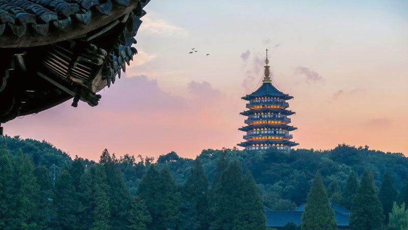 吳越王篤信佛法 杭州繁華數百年