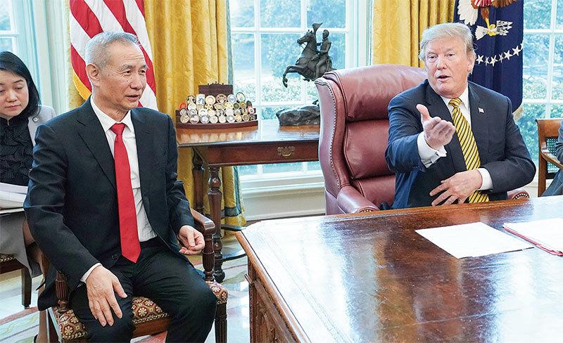 中共出爾反爾 特朗普加徵關稅 中美貿易談判破局細節曝光
