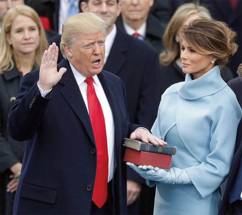 特朗普是上帝選定的美國總統