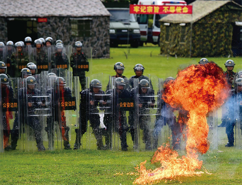 香港半月兩宗「詐彈」 習大清洗防暗殺