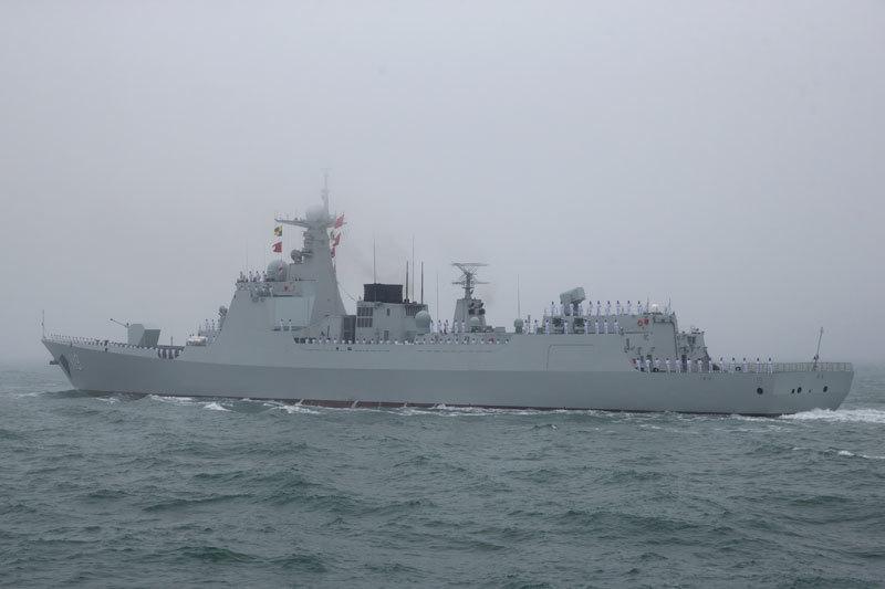>中共海軍不敢說的海難事故