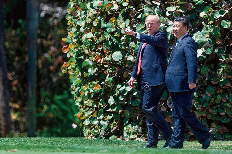 中共悔棋引發美國高關稅 特朗普剛柔相濟 為習近平指路