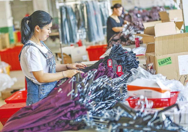 貿易戰增長美國貿易數額 且是臺灣賺錢的好機會