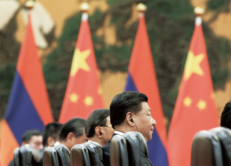 中共反美 三張王牌是假的 鼓動中國人當炮灰