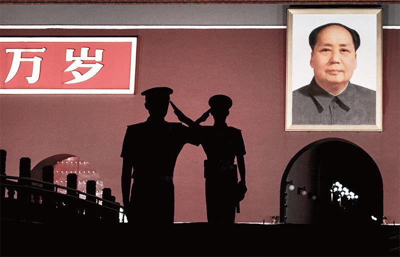 輿論反美 中共重提「階級」 《上甘嶺》的假英雄