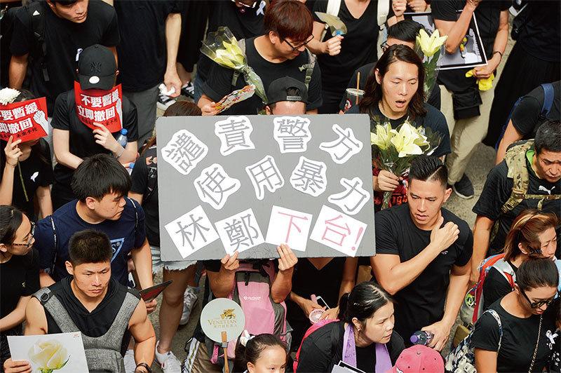 【香港篇】 香港年輕一代反送中:我們不能置身事外