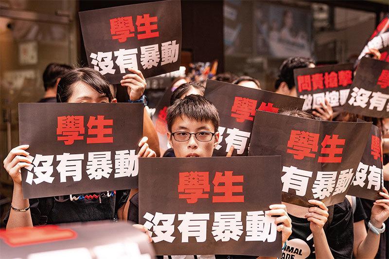 【香港篇】 抗爭或移民? 香港年輕一代的掙扎與成長