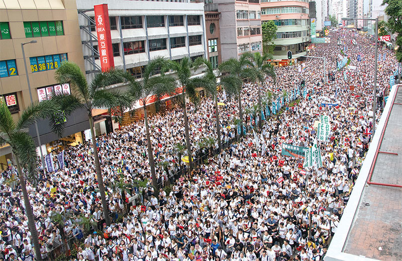【大陸篇】 大陸民眾聲援港人反惡法 中共把責任推給香港