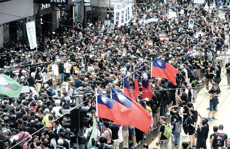>【臺灣篇】 香港「反送中」事關全球華人 臺灣尤須警惕