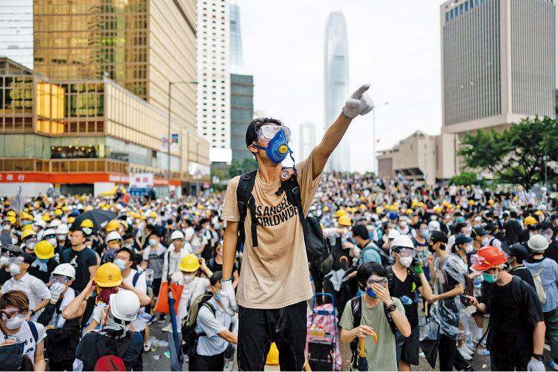 【內幕篇】「香港暴動」五大疑點 誰是幕後推手?林鄭為何突然轉向?