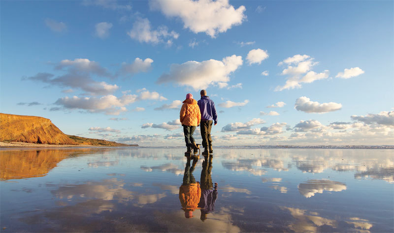 英國人最愛的度假勝地——懷特島