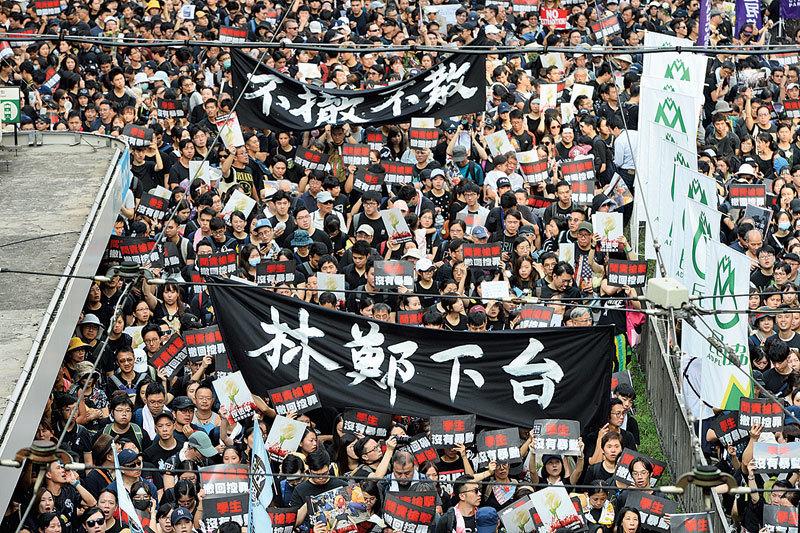 【內幕篇】 傳北京對林鄭能力極度懷疑 「林鄭在香港的日子已屈指可數」