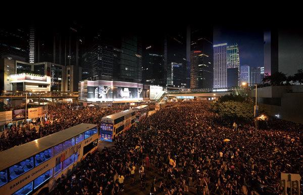 反送中遊行改變華人世界 香港社運邁入新紀元