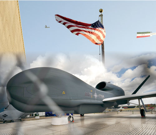 伊朗擊落美無人機 特朗普叫停空襲內幕將升級制裁