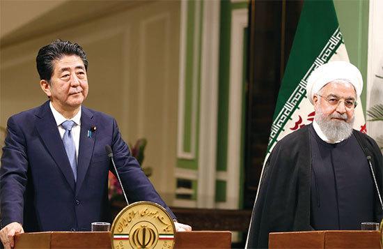 安倍訪問伊朗 日本油船被攻擊 誰是幕後黑手