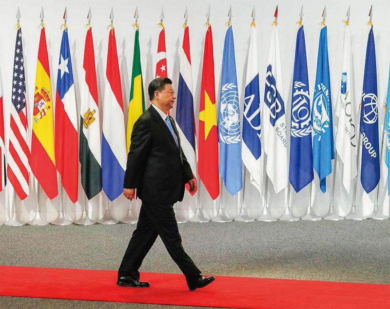 貿易戰下中共被孤立 特朗普又一關鍵電話 北京大轉向內幕
