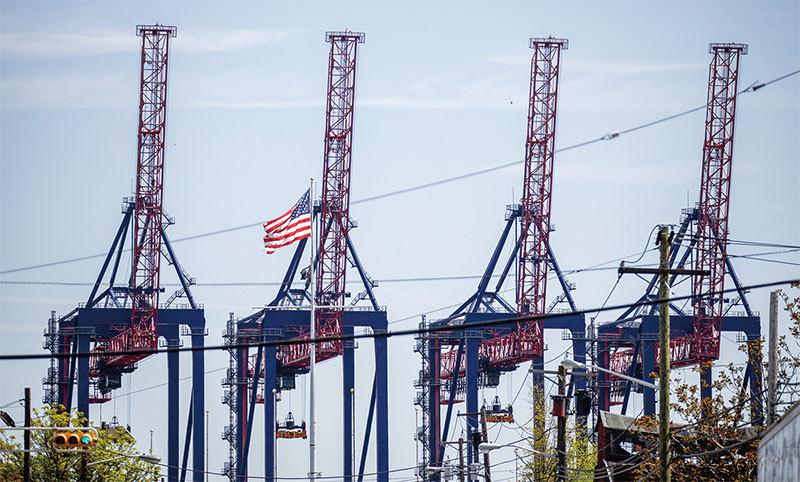 美國收取高關稅 大陸出口美國仍增加的原因