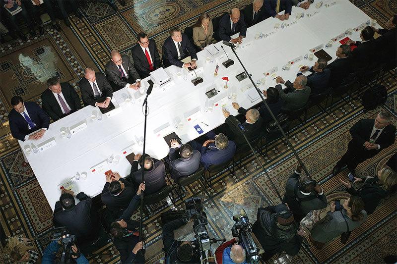 中美談判重啟 華為成習反擊江派的一張牌