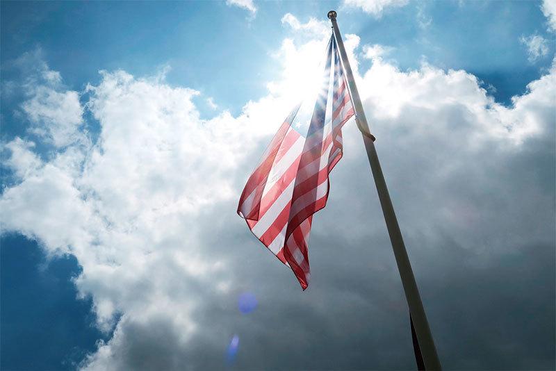 >USA, 人類第一個按上帝意志建立的國家