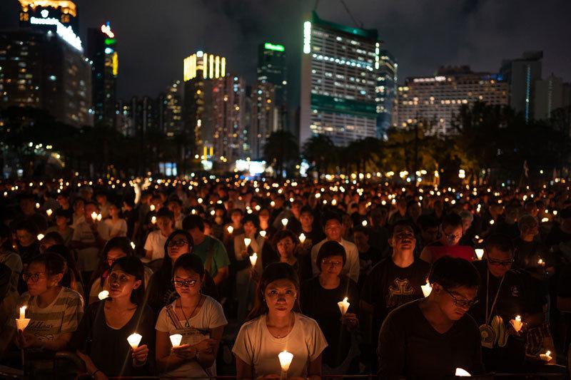 香港和臺灣——美好中國的希望