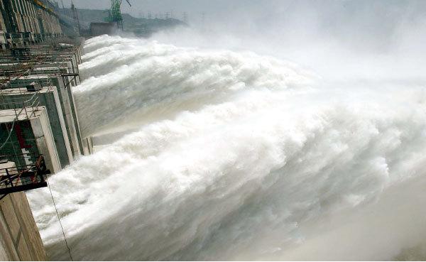 誰敢動三峽大壩?危機防不勝防