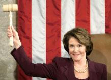 美眾院首位女議長:主婦、祖母、富翁
