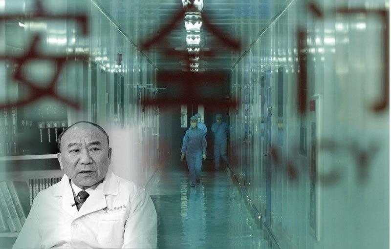 郑树森做的大批器官移植手术的时间与中共迫害法轮功的时间相吻合,所以郑树森一直被指控为涉嫌活摘法轮功学员器官的罪犯。(新纪元合成图)