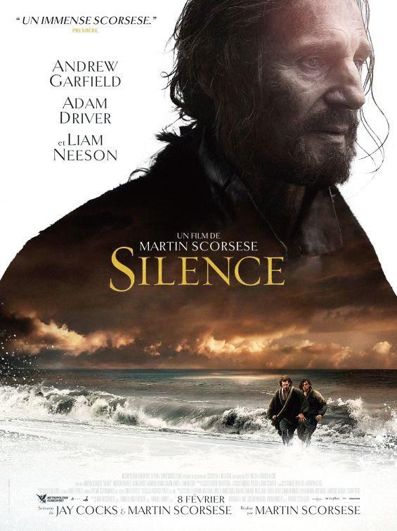 正信降臨時,人們經常會保持沉默。圖為電影《沉默》的劇照。(網路圖片)